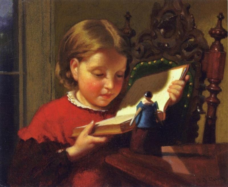 La lecture, une porte ouverte sur un monde enchanté (F.Mauriac) - Page 6 Le_b14