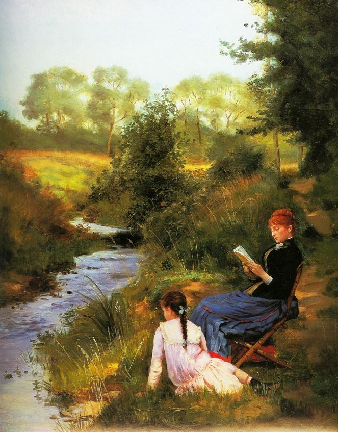 La lecture, une porte ouverte sur un monde enchanté (F.Mauriac) - Page 4 Le_dv10