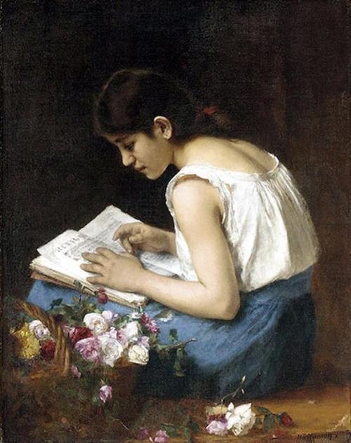 La lecture, une porte ouverte sur un monde enchanté (F.Mauriac) - Page 3 Le_hg10