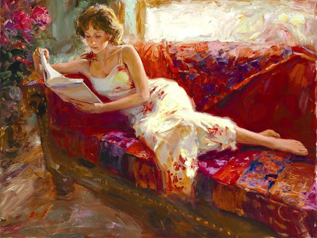 La lecture, une porte ouverte sur un monde enchanté (F.Mauriac) - Page 5 Le_m10