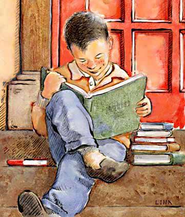 La lecture, une porte ouverte sur un monde enchanté (F.Mauriac) - Page 3 Le_s10