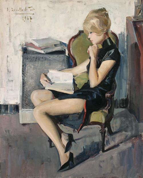 La lecture, une porte ouverte sur un monde enchanté (F.Mauriac) - Page 5 Le_s11