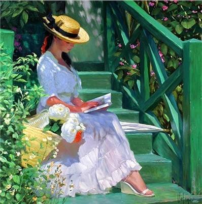 La lecture, une porte ouverte sur un monde enchanté (F.Mauriac) - Page 6 Le_vv10