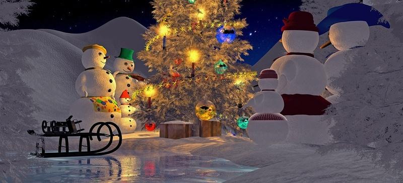 Les illuminations de Noël pour les fêtes 2.015   2.016 ! - Page 12 No_b10