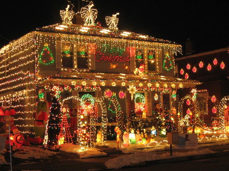 Les illuminations de Noël pour les fêtes 2.015   2.016 ! - Page 13 No_e13