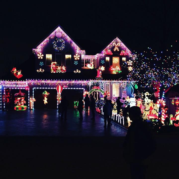 Les illuminations de Noël pour les fêtes 2.015   2.016 ! - Page 12 No_g11