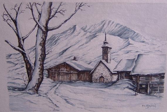 Tous les paysages en peinture. - Page 2 Sai10