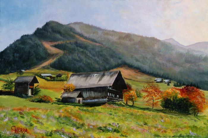 Tous les paysages en peinture. Sai_a11