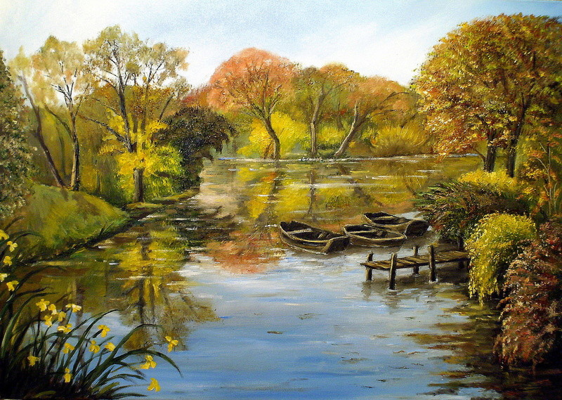 Tous les paysages en peinture. Sai_d10