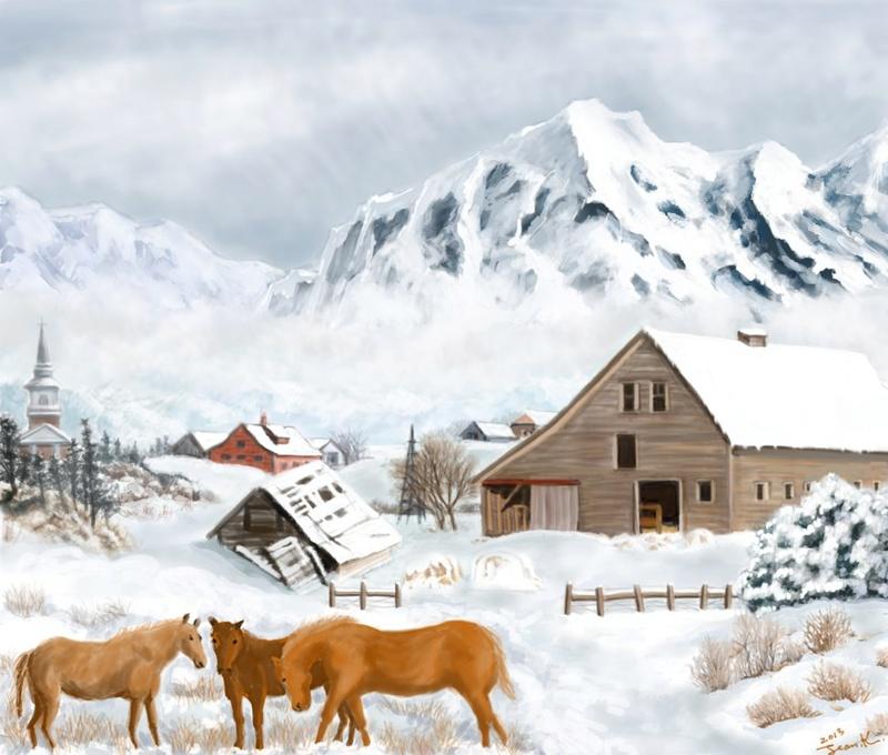 Tous les paysages en peinture. - Page 5 Sai_pr10