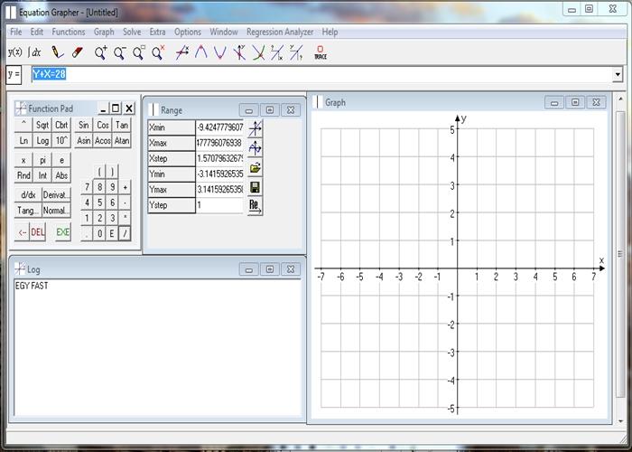 اقوى برنامج لمعلمى مادة الرياضيات لرسم الدوال والتحليل الاحصائى والمعادلات الرياضية 25520