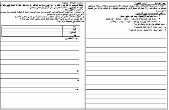 مجموعة امتحانات لغة عربية جديدة للثانوية العامة 2017  56611