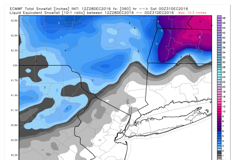 12/29 Potential Snowstorm Update #1  - Page 5 Euro_s10