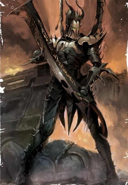 Warhammer 40.000isation Deldar10