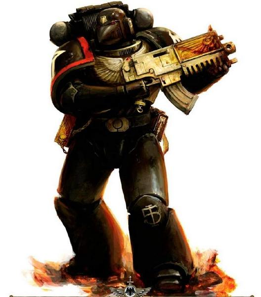 Warhammer 40.000isation Raveng10