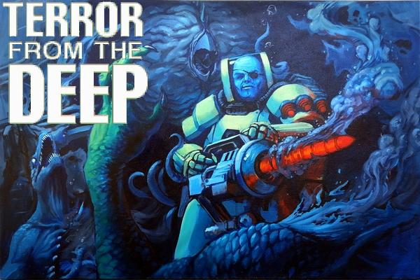 Terror from the Deep : Les bonus du DVD Tftd10