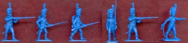 Chasseurs à pied de la garde 1/72 Chasse11