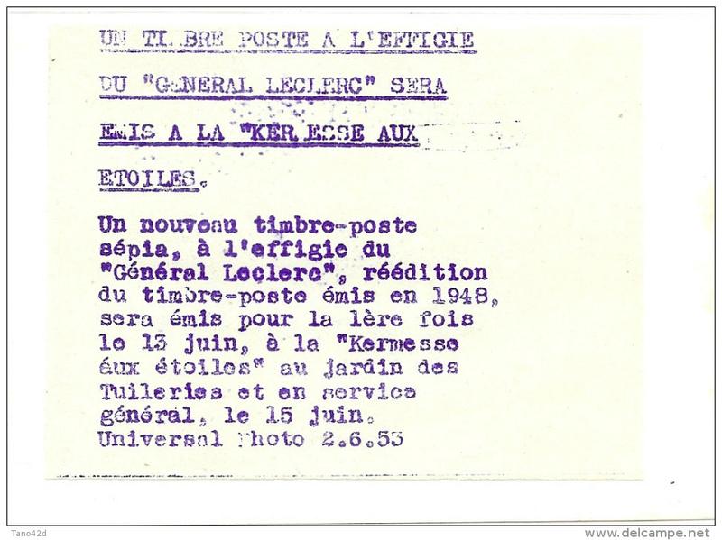 Kermesse aux étoiles Paris Antony 1952 à 1957 Kermes10