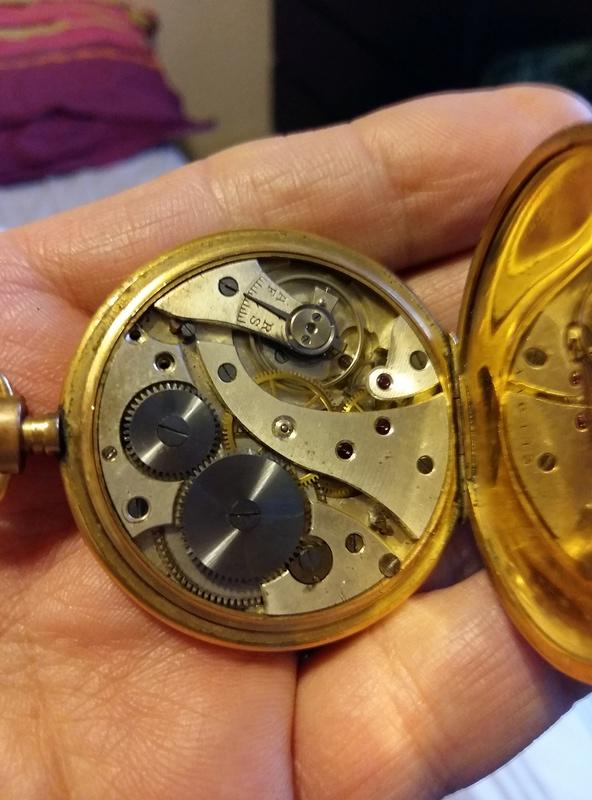 conseil achat montre de poche 20161111