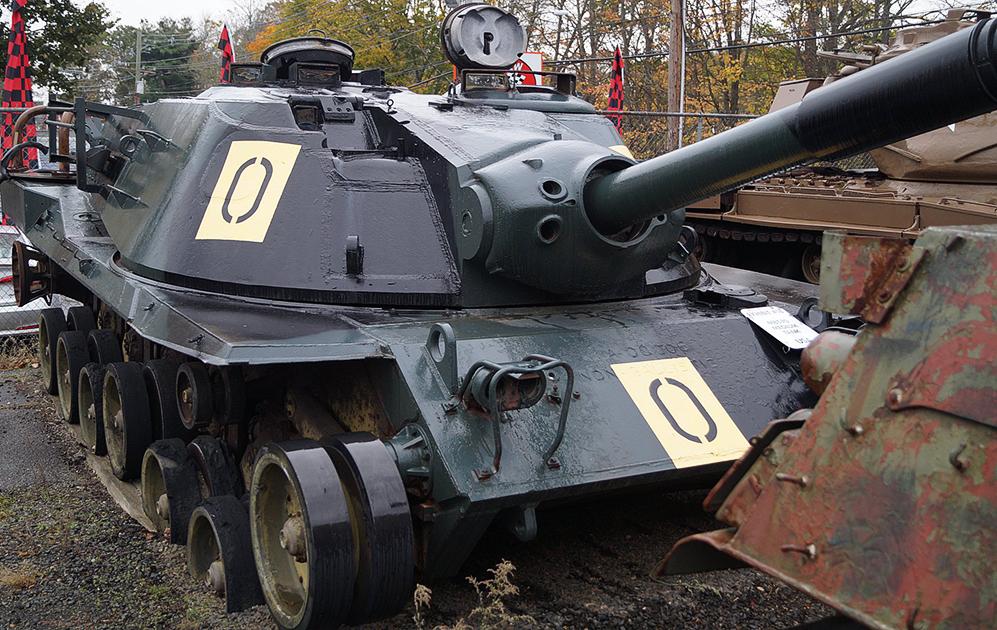MBT-70 (Kpz.70) [Dragon gamme Black Label] – 1/35 (Montage en cours) Mbt-7015