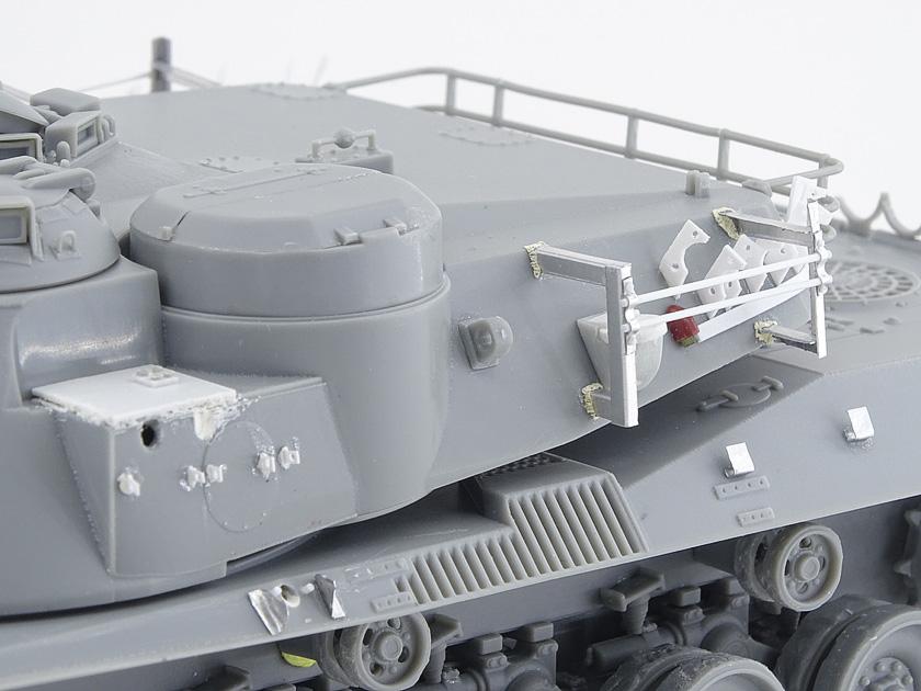 MBT-70 (Kpz.70) [Dragon gamme Black Label] – 1/35 (Montage en cours) Mbt-7038