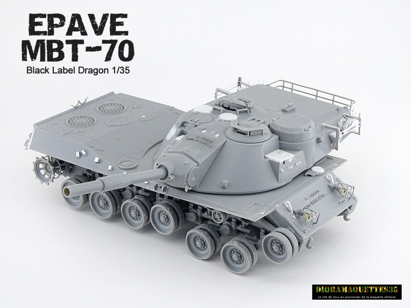 MBT-70 (Kpz.70) [Dragon gamme Black Label] – 1/35 (Montage en cours) Mbt-7044