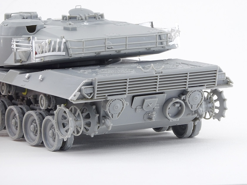MBT-70 (Kpz.70) [Dragon gamme Black Label] – 1/35 (Montage en cours) Mbt-7047
