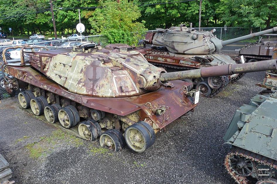 MBT-70 (Kpz.70) [Dragon gamme Black Label] – 1/35 (Montage en cours) Mbt-7050