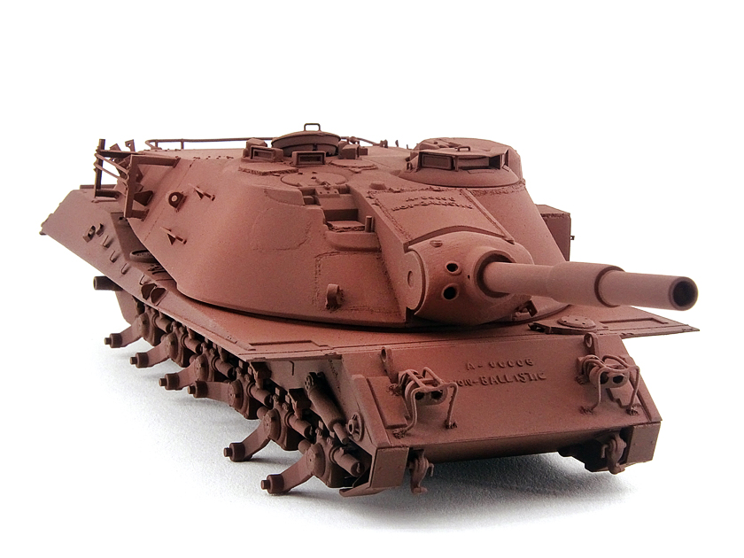 MBT-70 (Kpz.70) [Dragon gamme Black Label] – 1/35 (Montage en cours) Mbt-7053