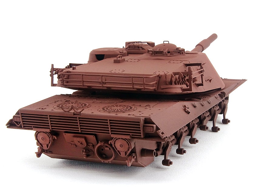 MBT-70 (Kpz.70) [Dragon gamme Black Label] – 1/35 (Montage en cours) Mbt-7054