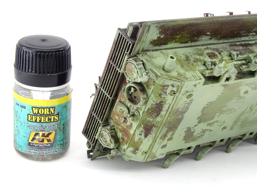 MBT-70 (Kpz.70) [Dragon gamme Black Label] – 1/35 (Montage en cours) Mbt-7057
