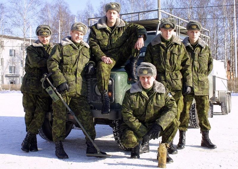 My Estonian Military/Police Stuff 14797410