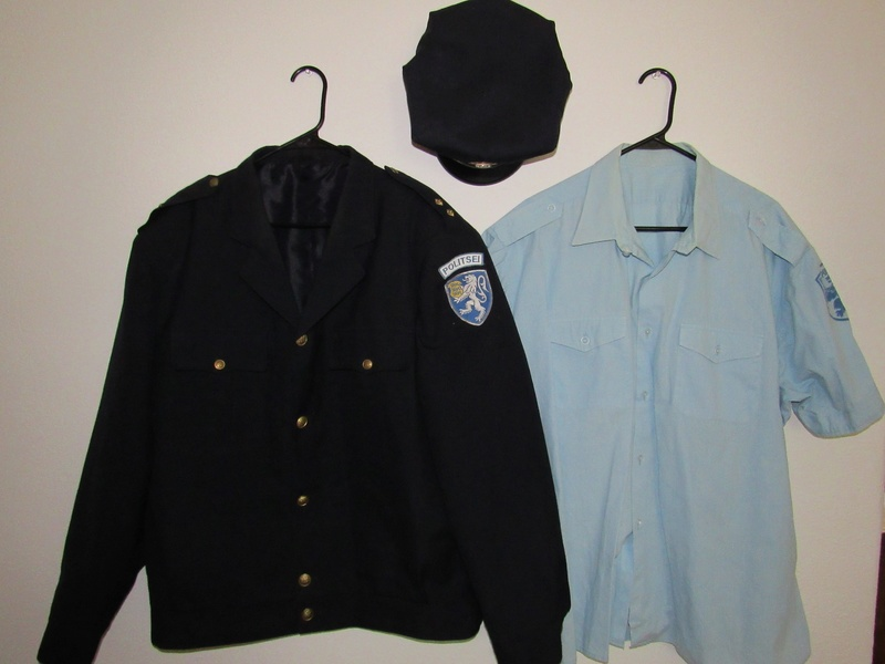 My Estonian Military/Police Stuff Estoni24
