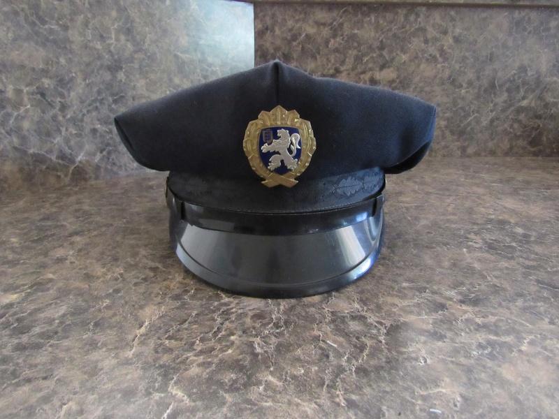 My Estonian Military/Police Stuff Estoni25