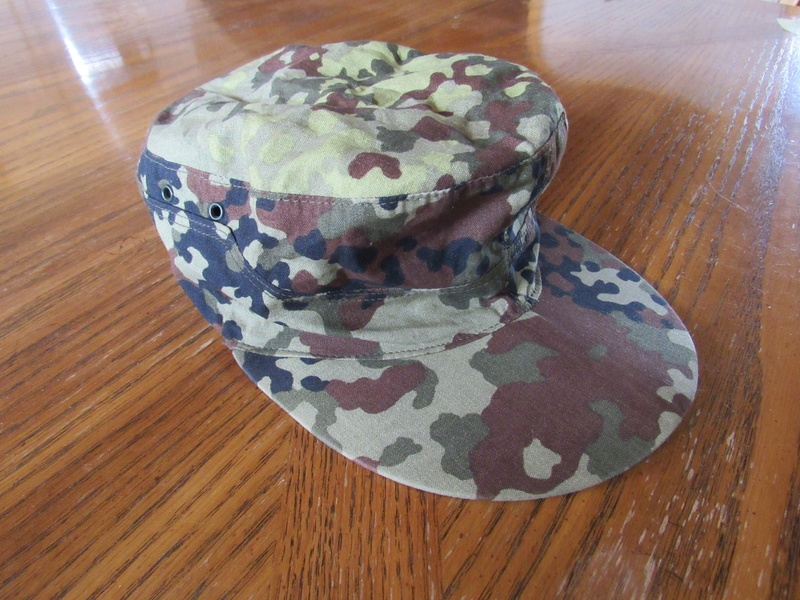 Early Flecktarn Camo  West_g11