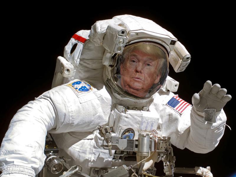Politique spatiale de Donald Trump, 45e Président des USA - Page 11 Donald10