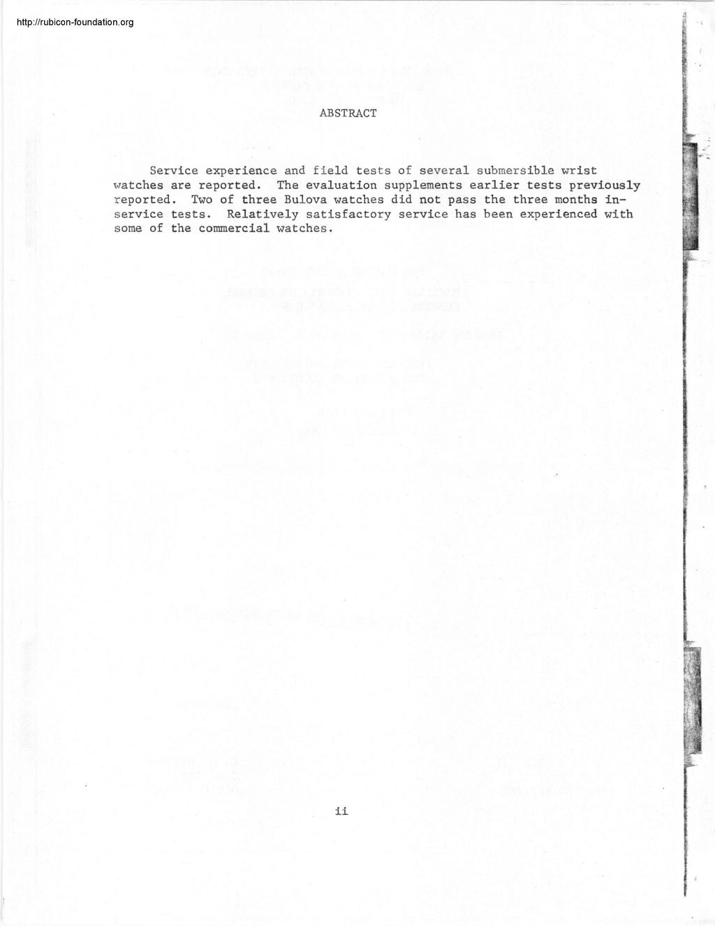 Enicar - Tests US Navy : Enicar, Rolex, Blancpain, Zodiac 000215