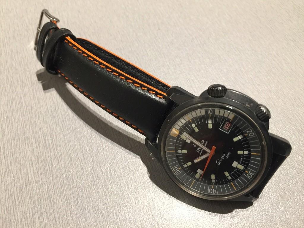 Enicar - Enicar OPS : nouveau bracelet ! Img_0011