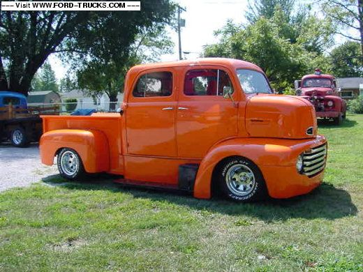 Combo  Porteur Ford 52 COE et Willy's 33 gasser  terminé  40239810