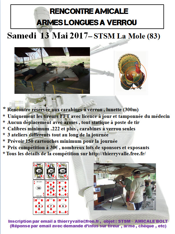 "FUN TIR ""BOLT"" - STSM La Mole Amical10"