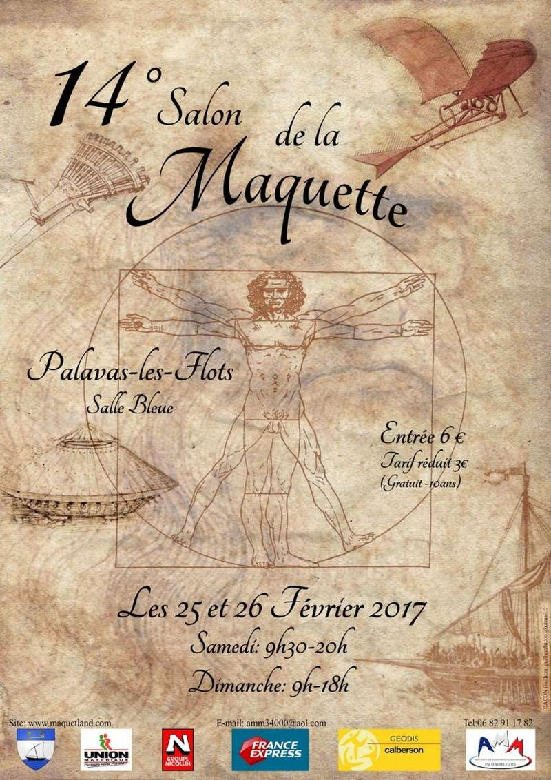 Expos Maquettes Salon210