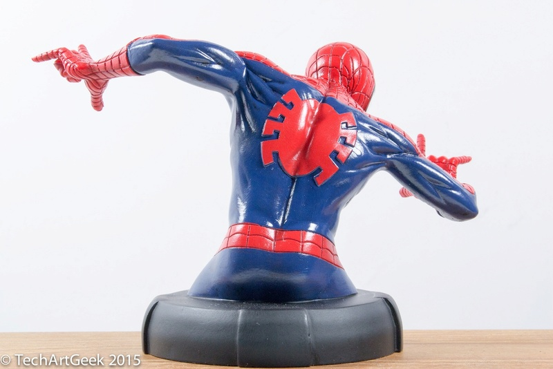 Spider-Man (buste) Spider11