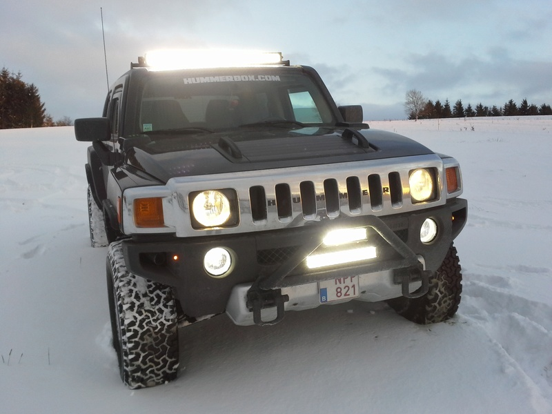 mon hummer H3 - Page 2 20160110