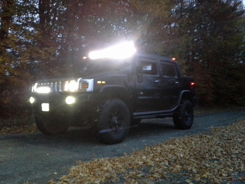 HUMMER H2 sut  - Page 4 20161113
