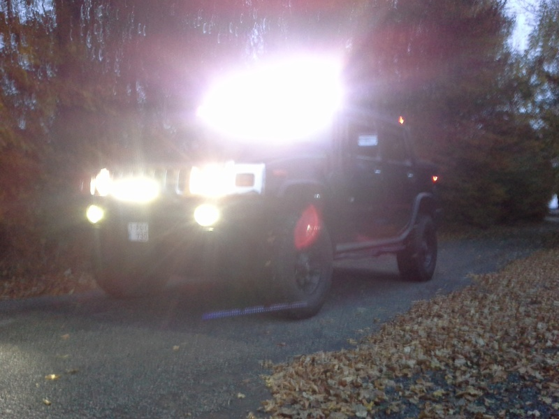 mon hummer H3 - Page 2 20161119