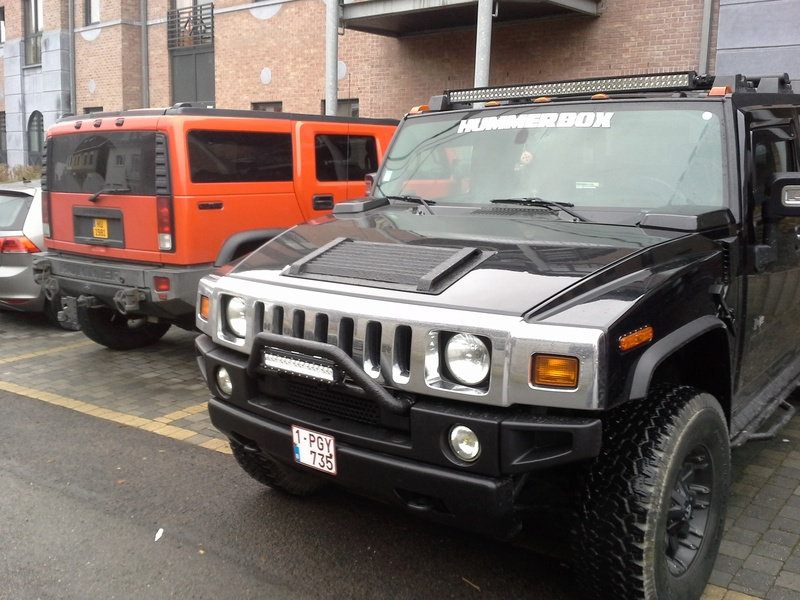 mon hummer H3 - Page 2 20161120