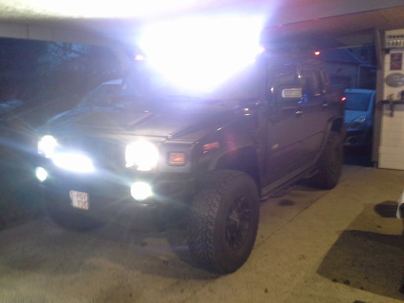 HUMMER H2 sut  - Page 6 20161219