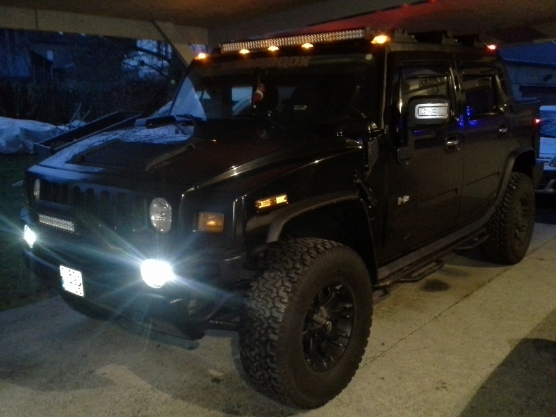 HUMMER H2 sut  - Page 5 20161220