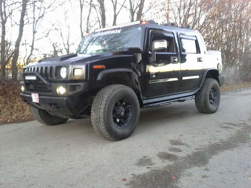 HUMMER H2 sut  - Page 6 20161227