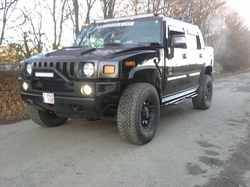 HUMMER H2 sut  - Page 6 20161228